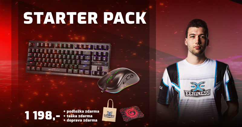 Marvo starter pack EERINESS